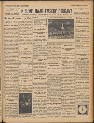 Nieuwe Haarlemsche Courant 1933-02-14