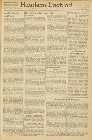 Haarlem's Dagblad 1945-06-28