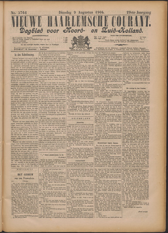 Nieuwe Haarlemsche Courant 1904-08-09
