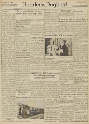 Haarlem's Dagblad 1947-06-20