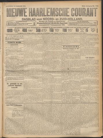 Nieuwe Haarlemsche Courant 1912-02-10