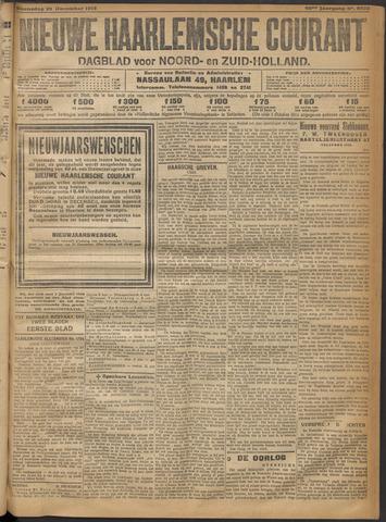 Nieuwe Haarlemsche Courant 1915-12-22