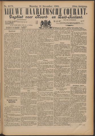 Nieuwe Haarlemsche Courant 1905-12-11