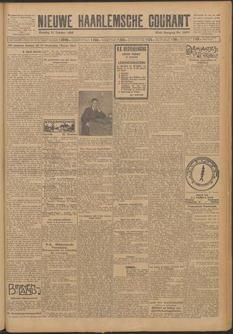 Nieuwe Haarlemsche Courant 1924-10-21