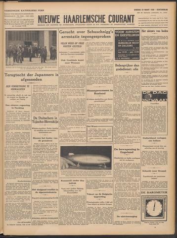 Nieuwe Haarlemsche Courant 1938-03-29