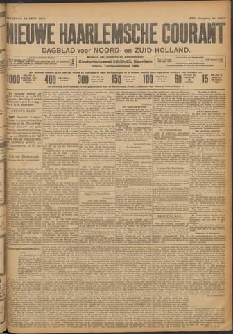 Nieuwe Haarlemsche Courant 1908-09-26