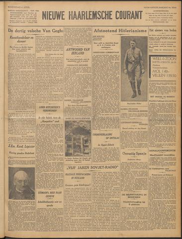 Nieuwe Haarlemsche Courant 1932-04-06