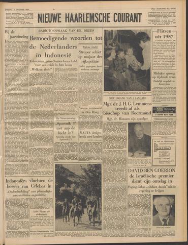 Nieuwe Haarlemsche Courant 1957-12-31