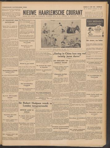 Nieuwe Haarlemsche Courant 1938-06-27