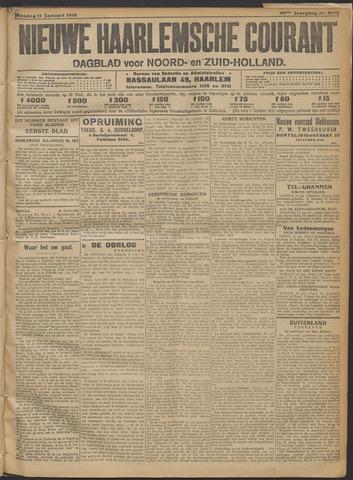 Nieuwe Haarlemsche Courant 1916-01-11