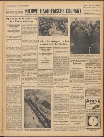 Nieuwe Haarlemsche Courant 1938-04-01