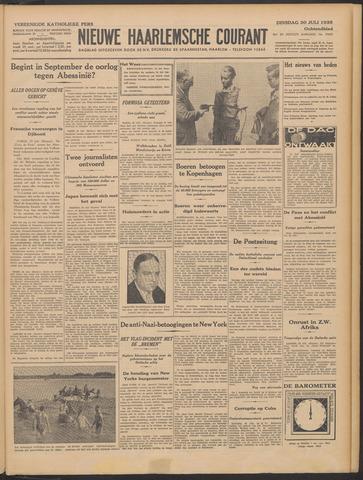 Nieuwe Haarlemsche Courant 1935-07-30