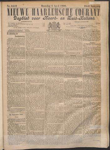 Nieuwe Haarlemsche Courant 1900-04-02