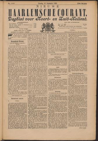Nieuwe Haarlemsche Courant 1898-09-20