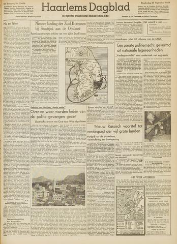 Haarlem's Dagblad 1950-09-21