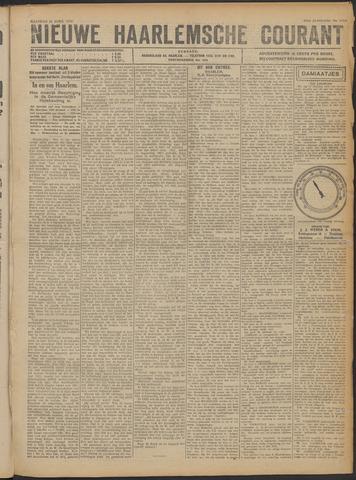 Nieuwe Haarlemsche Courant 1922-04-24