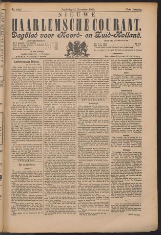 Nieuwe Haarlemsche Courant 1900-11-22