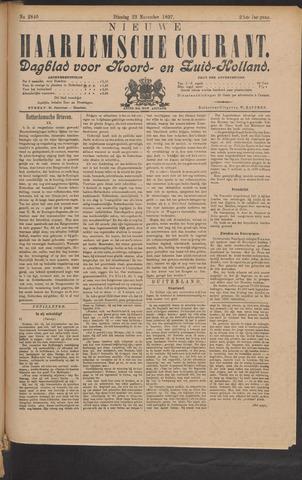 Nieuwe Haarlemsche Courant 1897-11-23