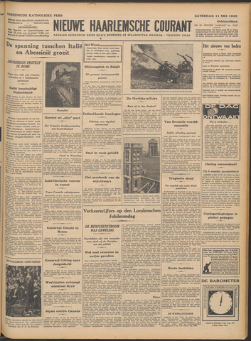 Nieuwe Haarlemsche Courant 1935-05-11