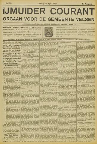 IJmuider Courant 1916-04-29