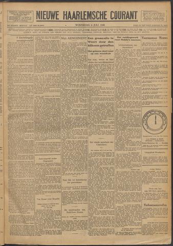 Nieuwe Haarlemsche Courant 1928-07-04