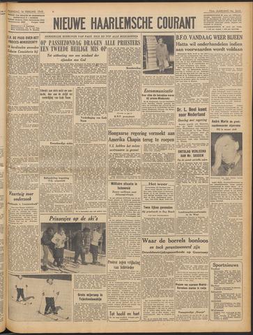 Nieuwe Haarlemsche Courant 1949-02-14