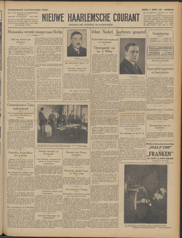 Nieuwe Haarlemsche Courant 1941-03-11