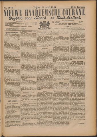 Nieuwe Haarlemsche Courant 1904-04-29
