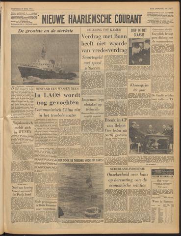 Nieuwe Haarlemsche Courant 1963-04-17