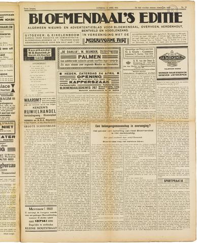 Bloemendaal's Editie 1926-04-24