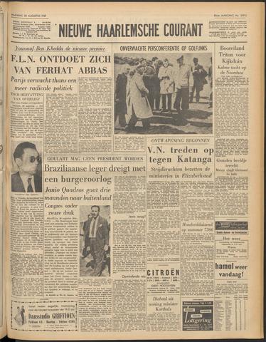 Nieuwe Haarlemsche Courant 1961-08-28