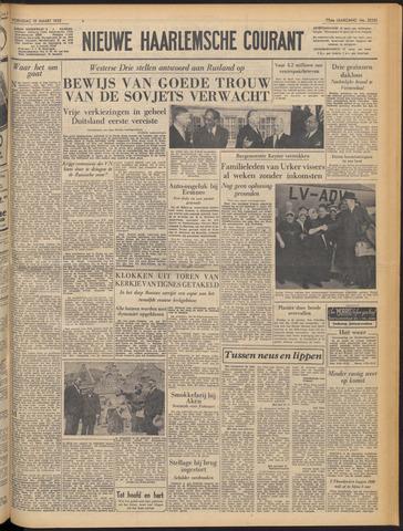 Nieuwe Haarlemsche Courant 1952-03-19