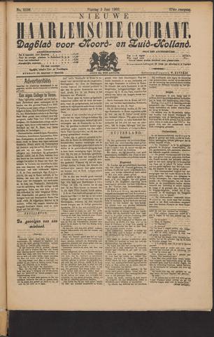 Nieuwe Haarlemsche Courant 1902-06-03