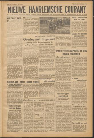 Nieuwe Haarlemsche Courant 1946-04-12