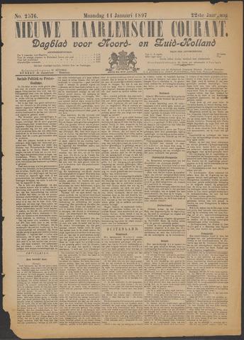 Nieuwe Haarlemsche Courant 1897-01-11