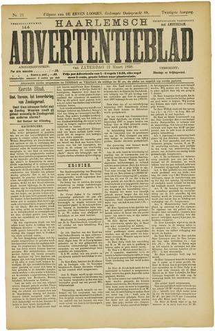 Haarlemsch Advertentieblad 1898-03-12