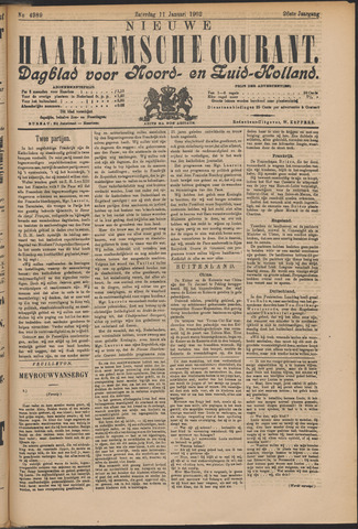 Nieuwe Haarlemsche Courant 1902-01-11