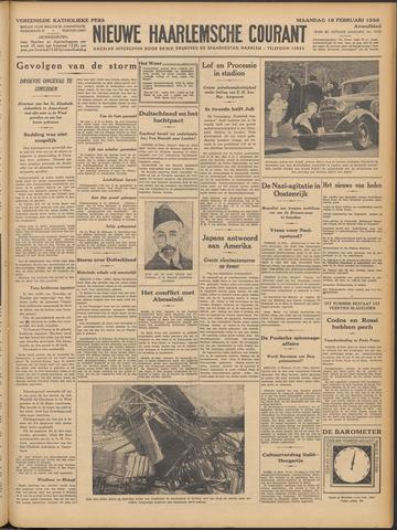 Nieuwe Haarlemsche Courant 1935-02-18