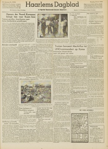 Haarlem's Dagblad 1950-07-10