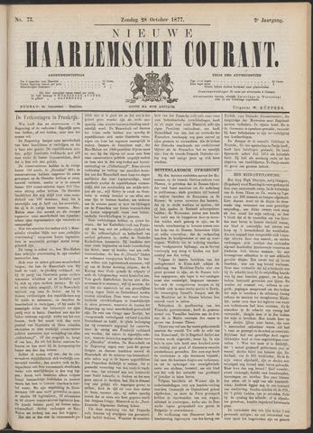 Nieuwe Haarlemsche Courant 1877-10-28