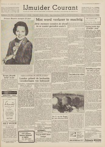 IJmuider Courant 1959-01-30