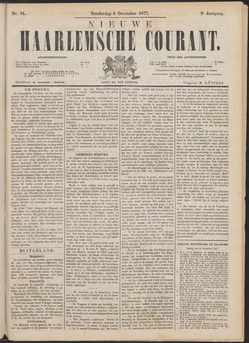 Nieuwe Haarlemsche Courant 1877-12-06