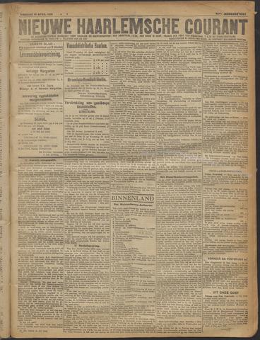 Nieuwe Haarlemsche Courant 1919-04-15