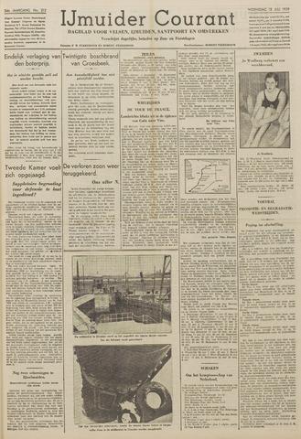 IJmuider Courant 1939-07-12