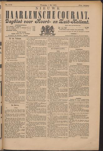 Nieuwe Haarlemsche Courant 1901-05-01