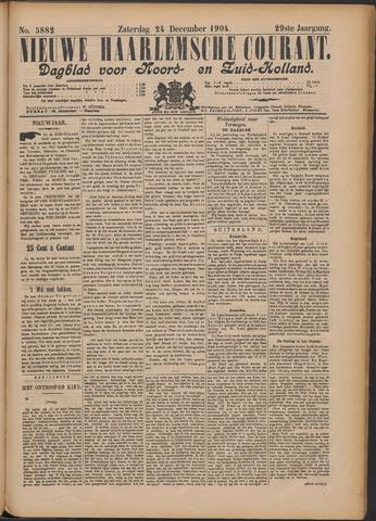 Nieuwe Haarlemsche Courant 1904-12-24