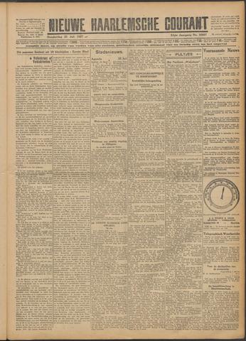 Nieuwe Haarlemsche Courant 1927-07-21
