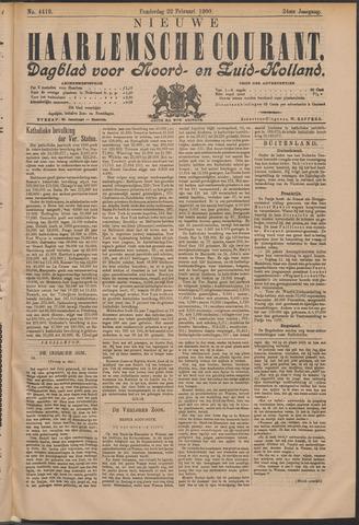 Nieuwe Haarlemsche Courant 1900-02-22