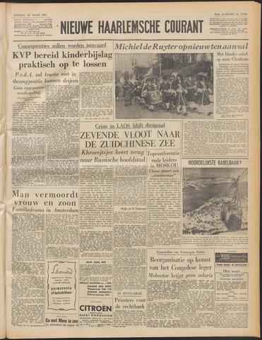 Nieuwe Haarlemsche Courant 1961-03-25