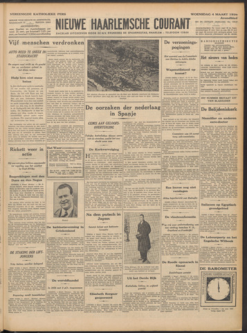 Nieuwe Haarlemsche Courant 1936-03-04